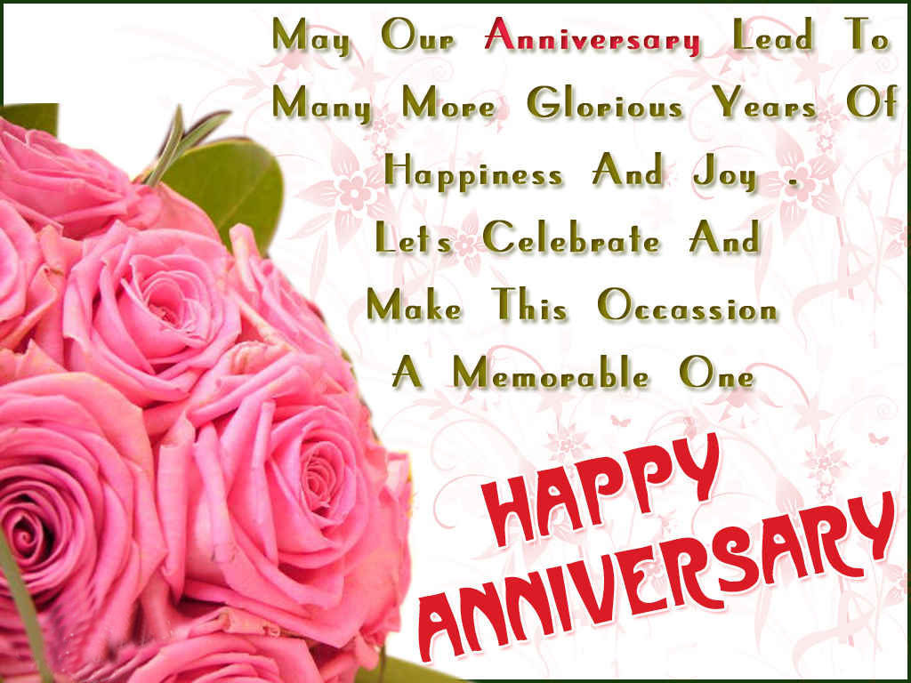 Happy Anniversary Greeting