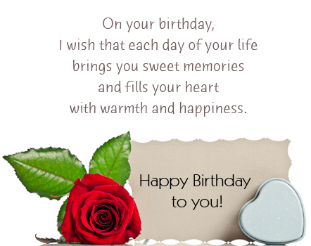 Birthday Wishes Best Happy SMS And Messages