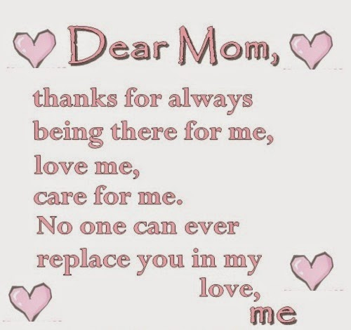 Cute Happy Mothers day quotes