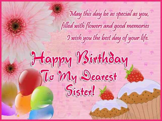 ENCOURAGING BIRTHDAY MESSAGES FOR SISTERS