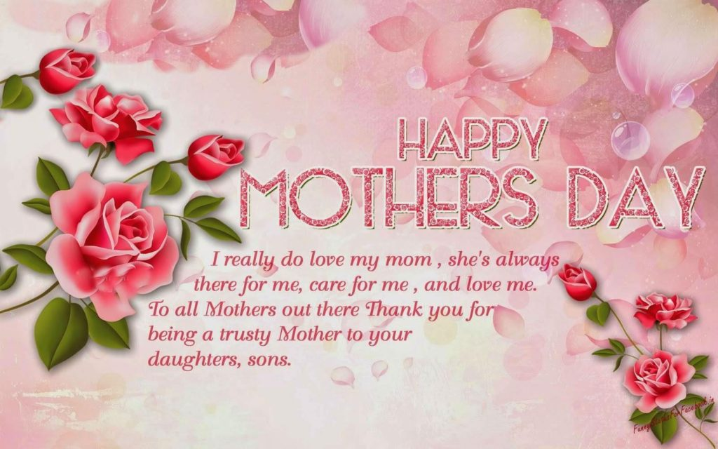 Happy mothers day quotes mothers day messages wishes mothers day messages from daughter i really love my mom pictures m4hsunfo