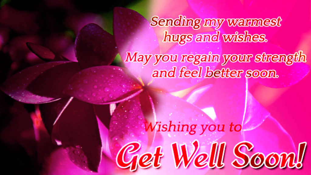Wishing Speedy Recovery Quotes