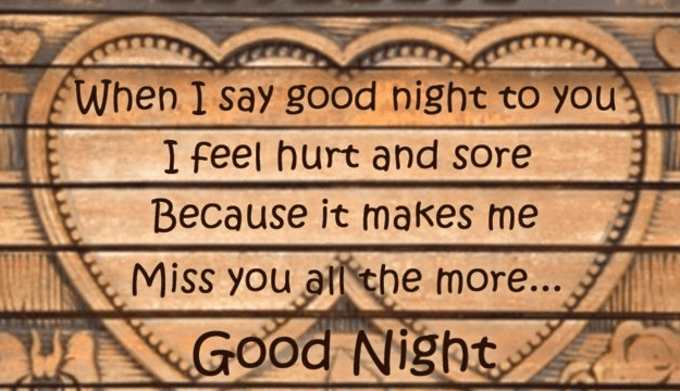 Good Night Quotes For Him
