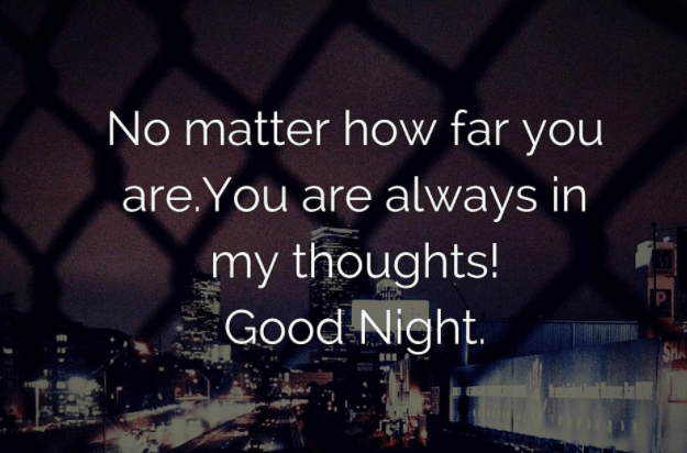 Goodnight quotes