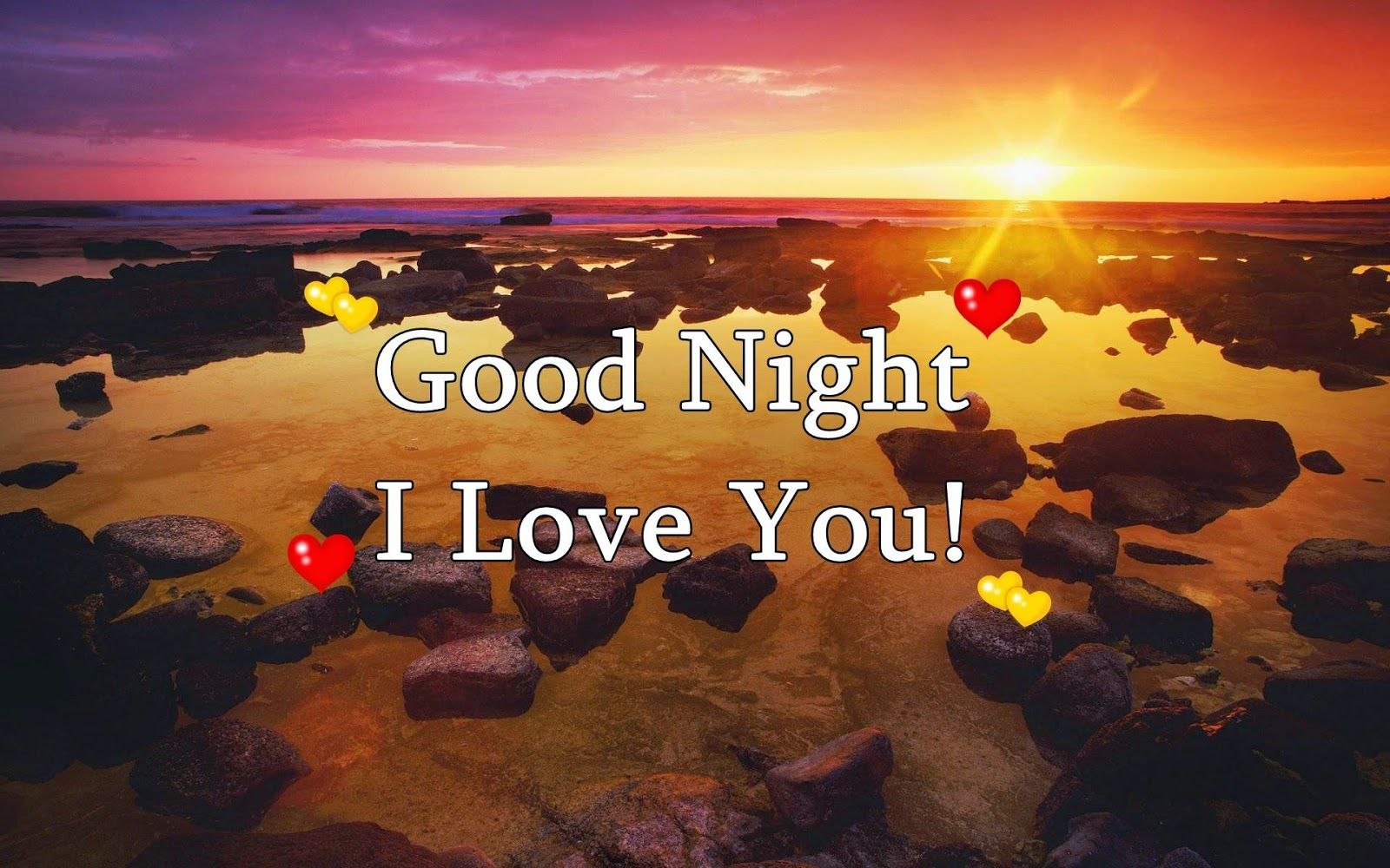 Good Night Text Messages For Him