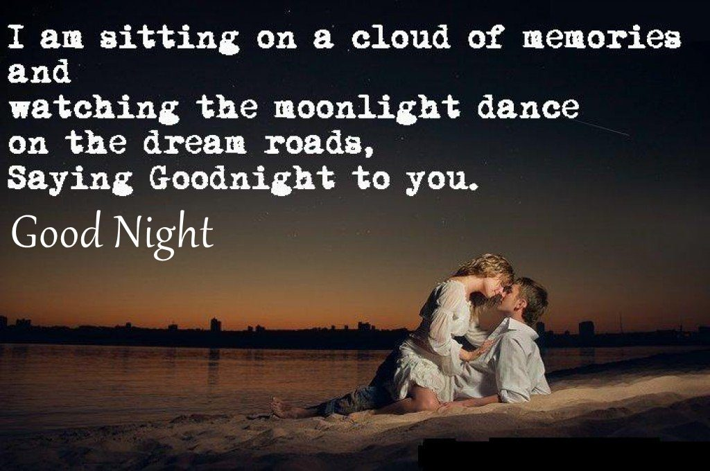 Good night text messages for a boyfriend