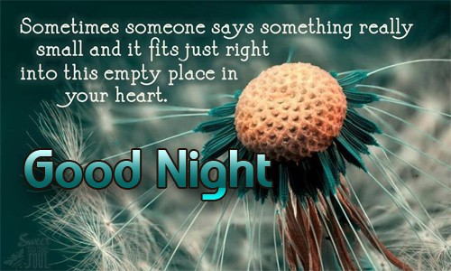 Romantic good night text messages for boyfriend