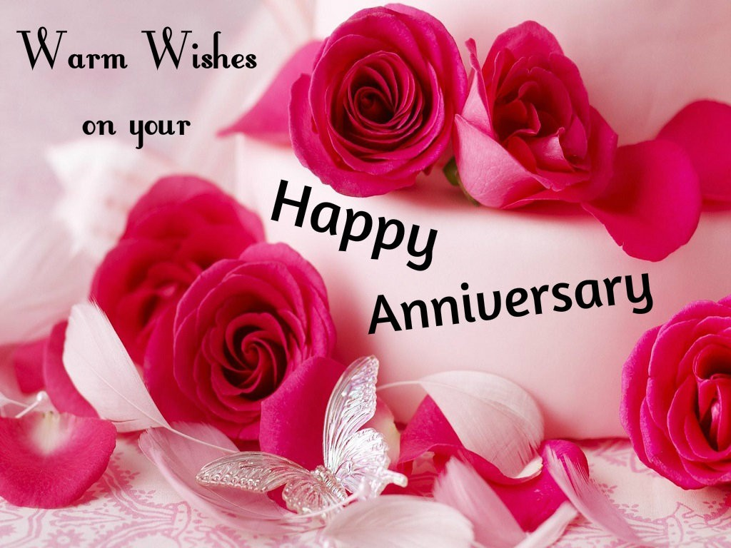 Romantic Wedding Anniversary Wishes Messages For Wife