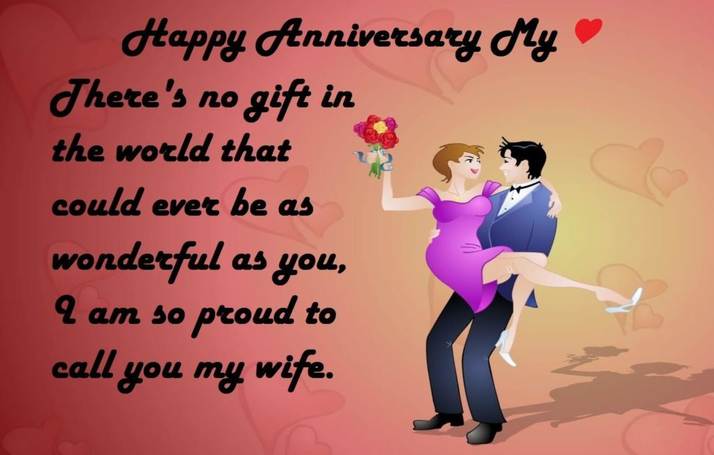 Marriage Anniversary Love Quotes For My Wife