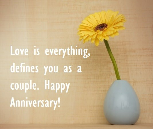 Anniversary Short Wishes Greetings For Couple