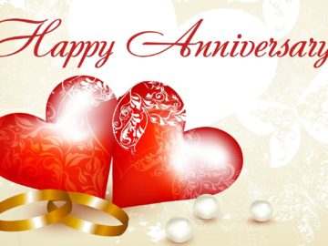 Anniversary Wishes Quotes For Wife With Love Images
