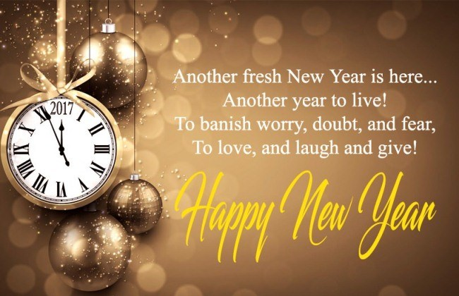 Best Happy New Year Images for Friends 2019
