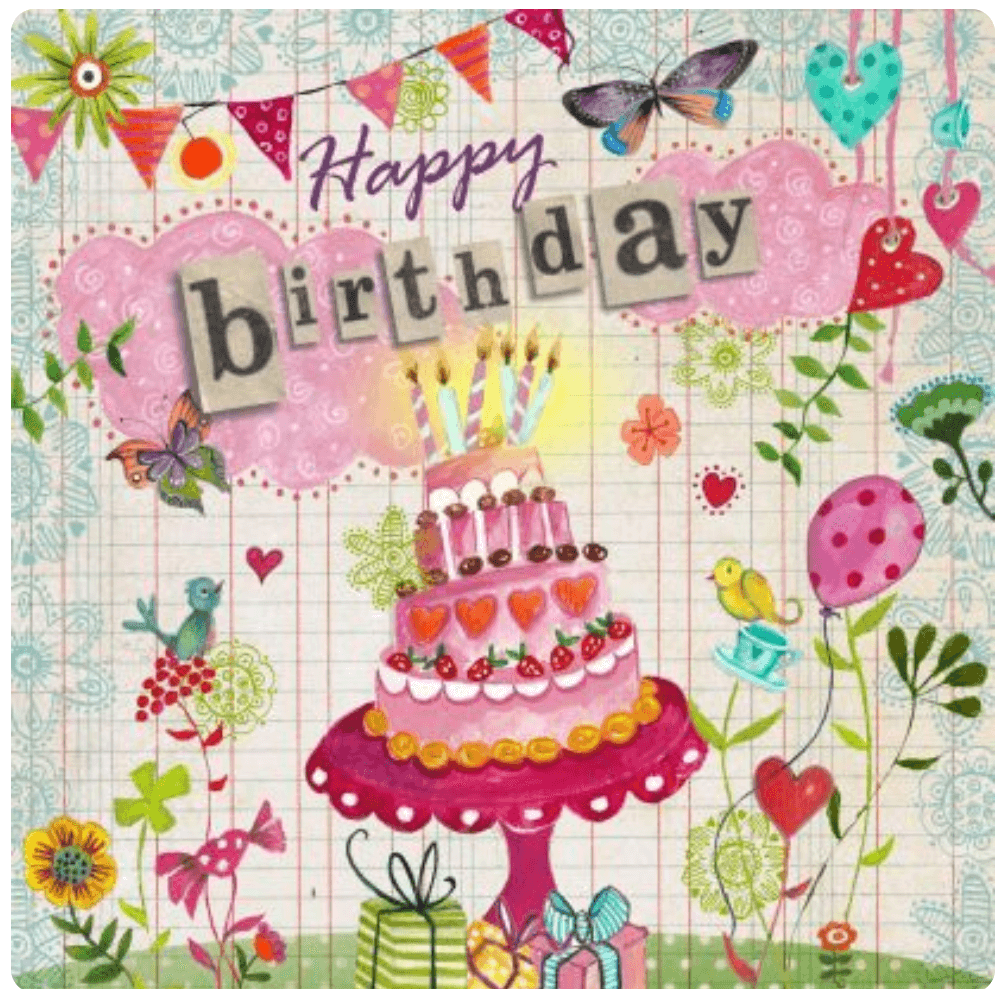 Birthday Clipart Wishes Images