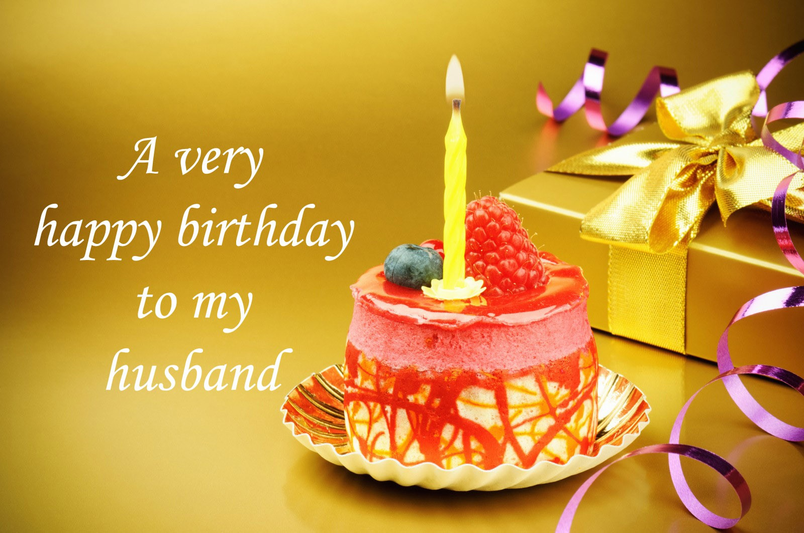 Birthday Wishes For Husband With Love SMS