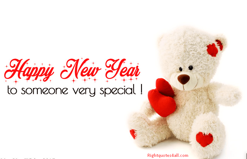 cute happy new year love images for lovers