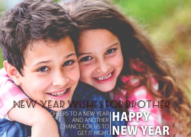Download Latest Happy New Year Greetings Brother 2019 by Sister
