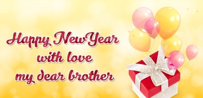 Download latest happy new year greetings brother 2019 by sister m4hsunfo