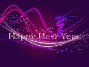 Free Happy New Year Wallpaper Download for Mobile