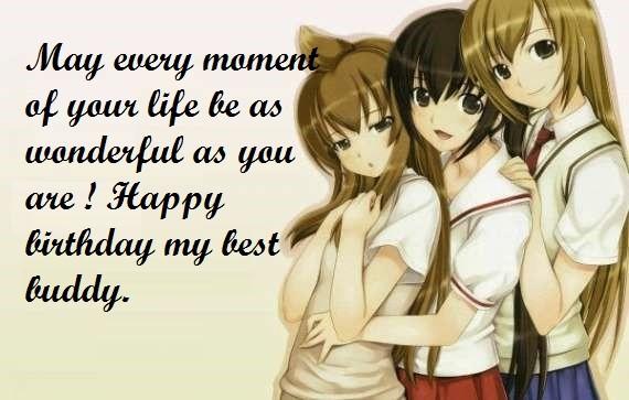 Happy Birthday Best Wishes For Best Friend