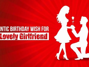 Happy Birthday Best Wishes For My Girlfriend