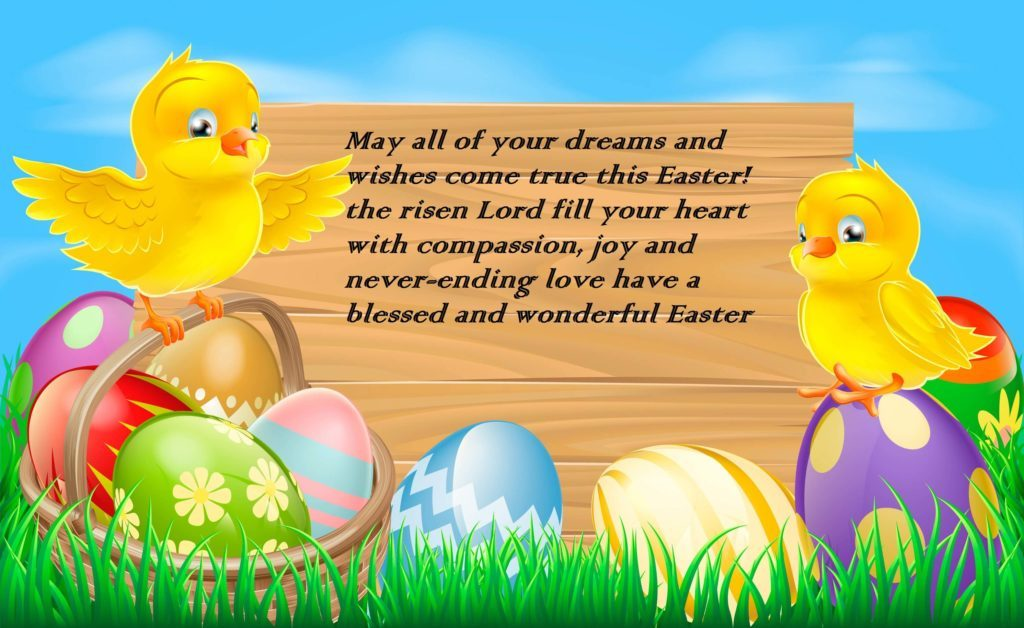 Happy Easter Facebook Wishes Images