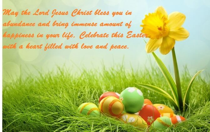 Happy Easter Whatsapp Messages