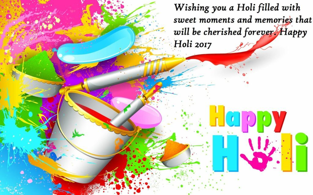 Happy Holi 2019 Messages For Girlfriend