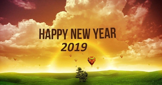 Happy New Year Greetings Chinese 2019 to Wish You and Your Family