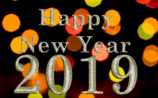Happy New Year Greetings Photos