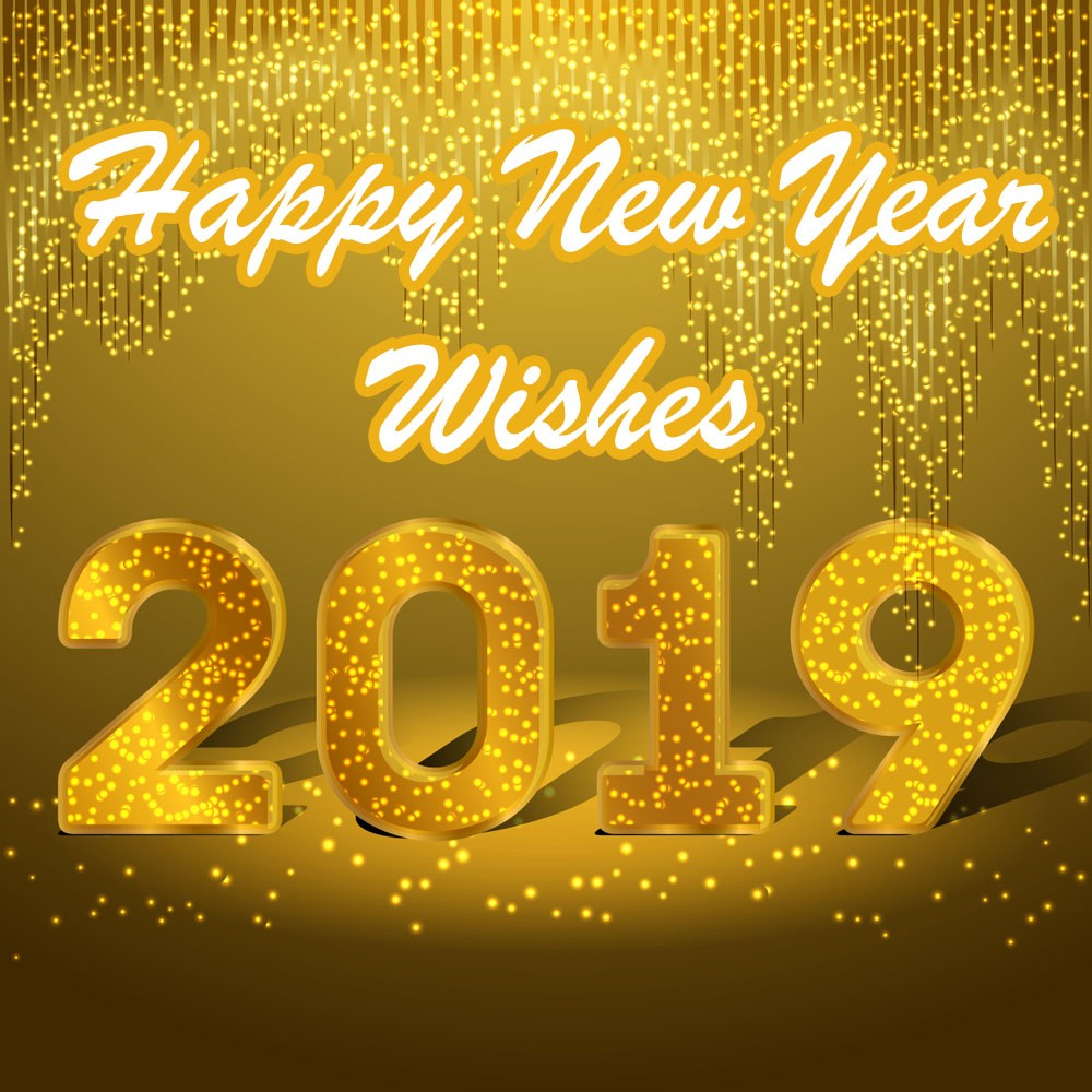 Happy New Year Greetings At Work 2019 Download Now