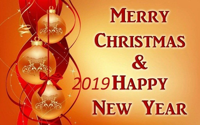 Happy New Year Greetings by Name 2019 Download to Print