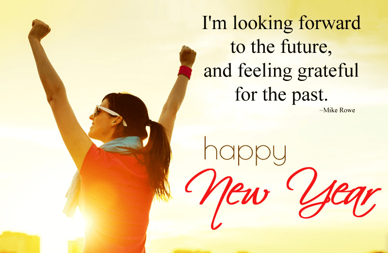 Happy New Year Inspirational Quotes About New Beginning
