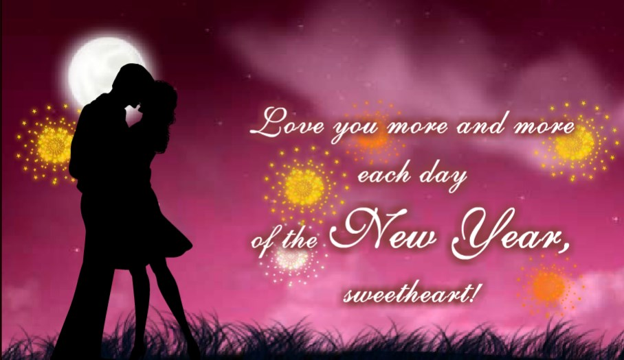 happy new year quotes for girlfriend 2019 by her lover