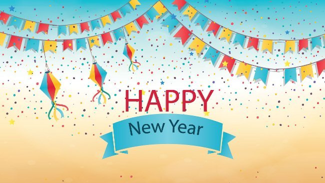 happy new year wallpaper collection to download free jpg 650x366 wallpaper cute 2018 status happynewyear pictures