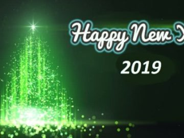 Happy New Year Wishes Dear Friend 2019 Free Download
