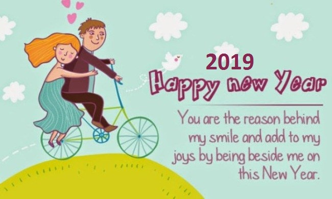 Happy New Year Wishes Girlfriend 2019 Download