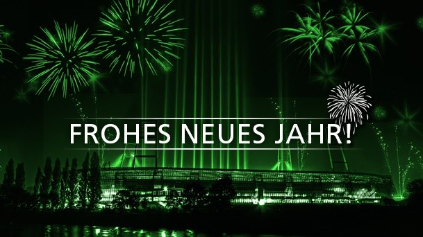 Happy New Year in German