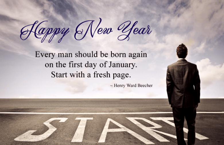 Inspiring New Year Life Quotes
