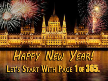 Latest Happy New Year Greetings for Whatsapp