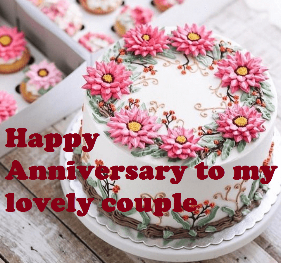 Marriage Anniversary Cake Images Download