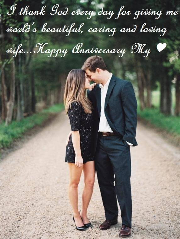 Marriage Anniversary Quotes For My Wife