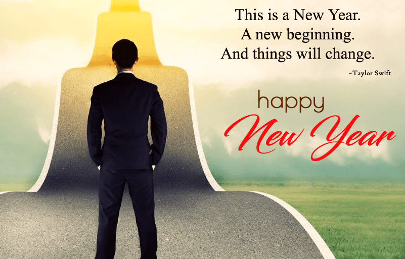 New Year New Beginning Quotes on Life