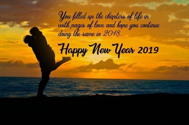 romantic happy new year wallpaper for boyfriend 2019 to wish