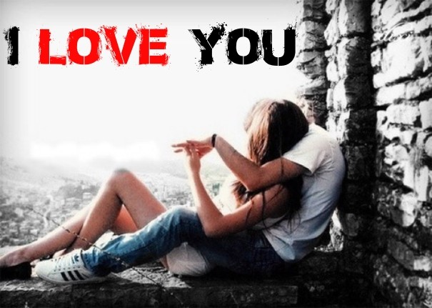Romantic I Love You Images Wishes For Wife