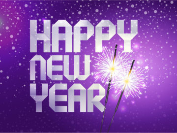 Wish U a Happy New Year Images 2019