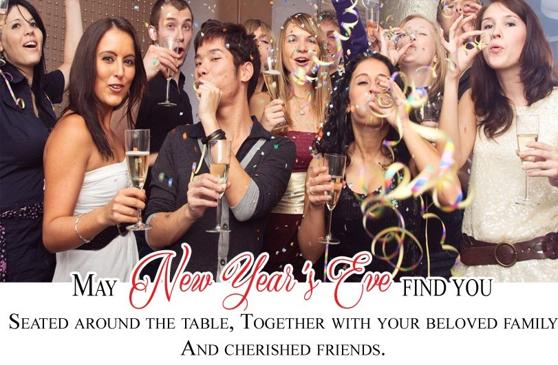 Best Happy New Year Eve Wishes Messages To Friends