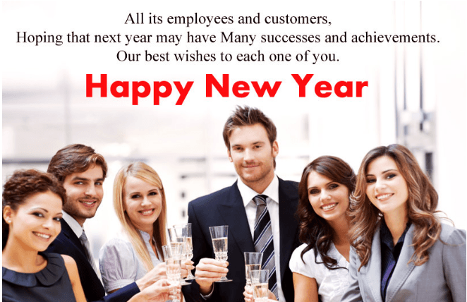 Best Happy New Year Message To Employees