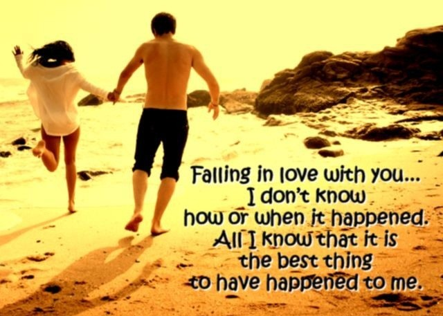 Cute Love Quotes For Him From Heart