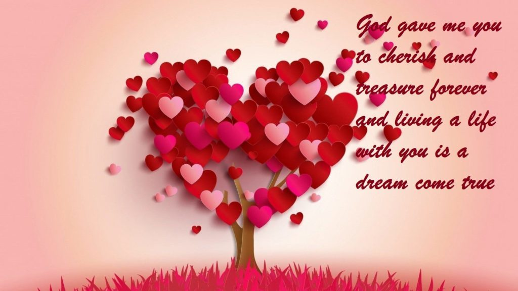 Cute Romantic Quotes for Her from the Heart