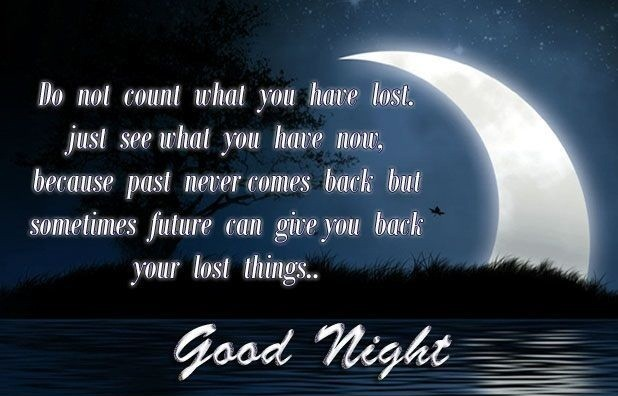 Good Night Love Text Messages and SMS